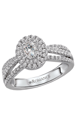 Romance Engagement Ring 118329-OV040C product image