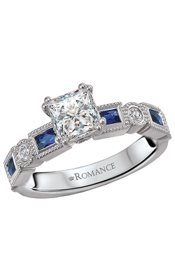 Romance 14K Engagement Ring 117231-SK product image