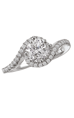 Romance 14K Engagement Ring 117509-100K product image