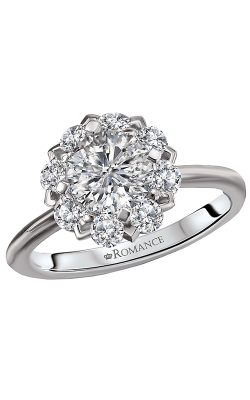 Romance 14K Engagement Ring 119174-RD100K product image