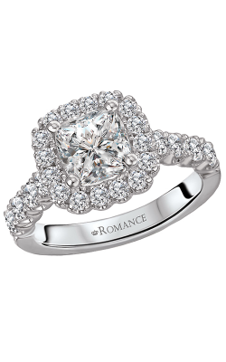 Romance 14K Engagement Ring 117404-150K product image