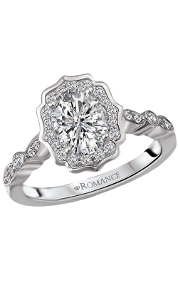 Romance Engagement Ring 119122-100K product image