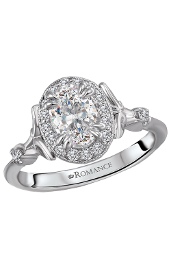 Romance Engagement Ring 119179-OV100K product image