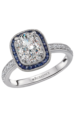 Romance 14K Engagement Ring 119257-CO100K product image