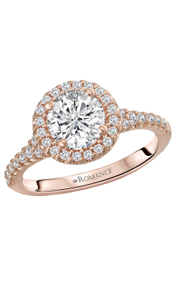 Romance 14K Engagement Ring 117496-100RK product image