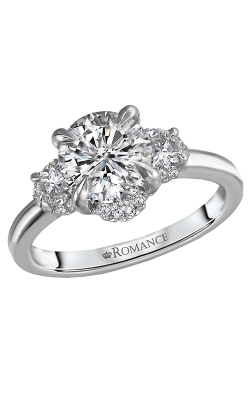 Romance 14K Engagement Ring 119201-RD150K product image