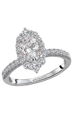 Romance 14K Engagement Ring 119208-MO100K product image