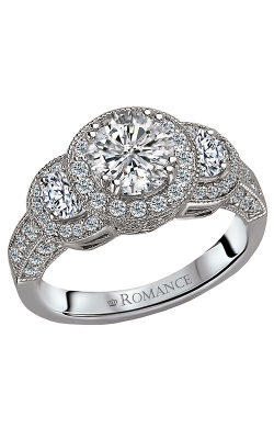 Romance Engagement Ring 117164-100K product image