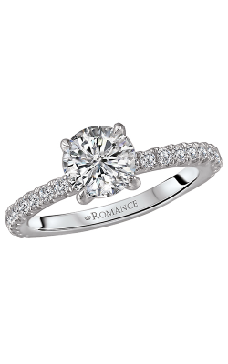 Romance 14K Engagement Ring 119100-RD100K product image