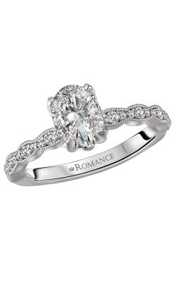 Romance 14K Engagement Ring 119104-OV100K product image