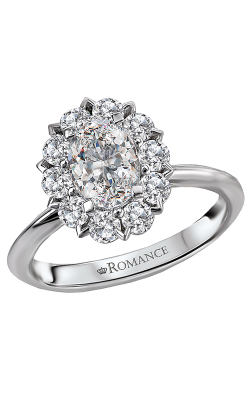 Romance 14K Engagement Ring 119174-OV100K product image