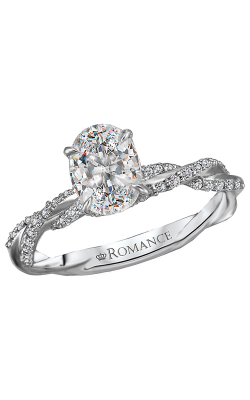 Romance 14K Engagement Ring 119195-OV100K product image