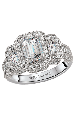 Romance 14K Engagement Ring 117777-100K product image