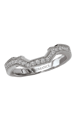 Romance Wedding Band 117254-100W product image