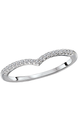 LaVie By Romance Wedding Band 113914-W product image