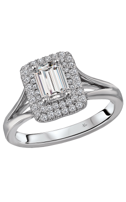 Romance Engagement Ring 115426-EM075 product image