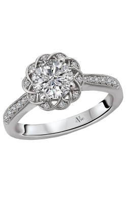 Romance Engagement Ring 115437-RD100 product image