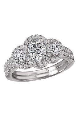 Romance Engagement Ring 115254-100 product image