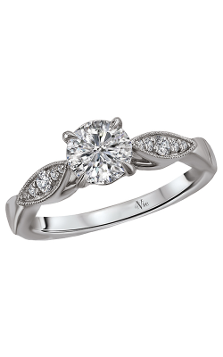 Romance Engagement Ring 115440-RD075 product image