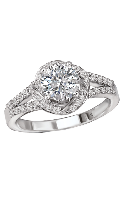 Romance Engagement Ring 115227-100 product image