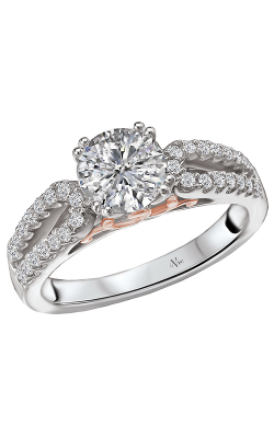 Romance Engagement Ring 115251-100A product image