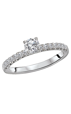 Romance Engagement Ring 116135-RDS product image