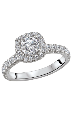 Romance Engagement Ring 116143-RDS product image