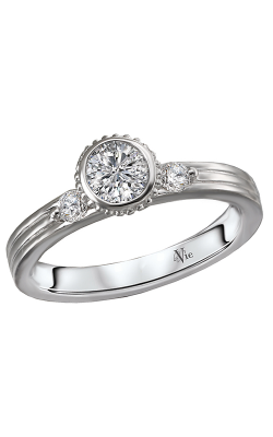 Romance Engagement Ring 115454-040C product image
