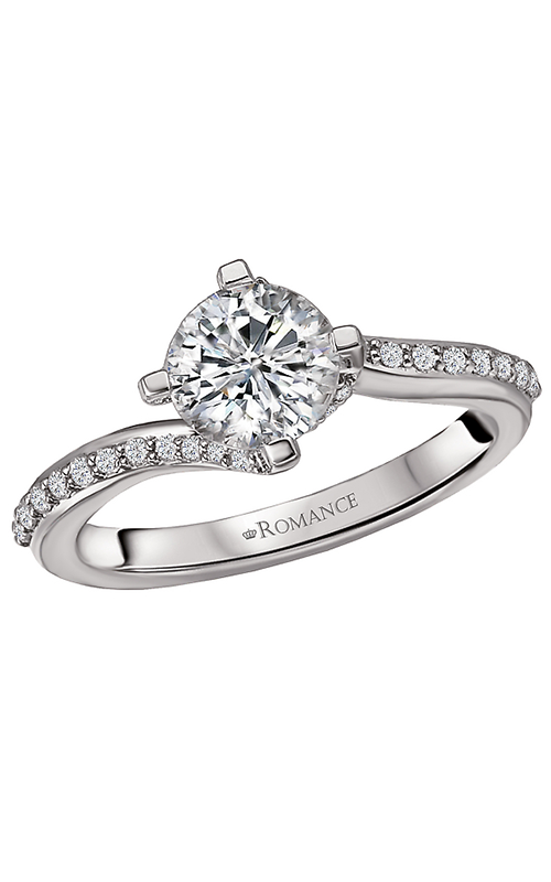 Browse Romance 117604 100 Engagement Rings Rodeo Jewelers