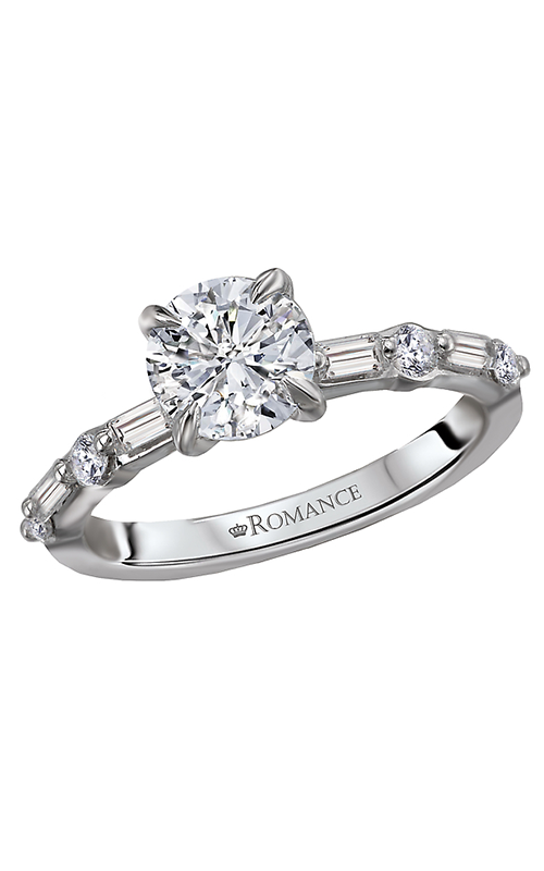 Romance Engagement ring 119170-RD100K product image