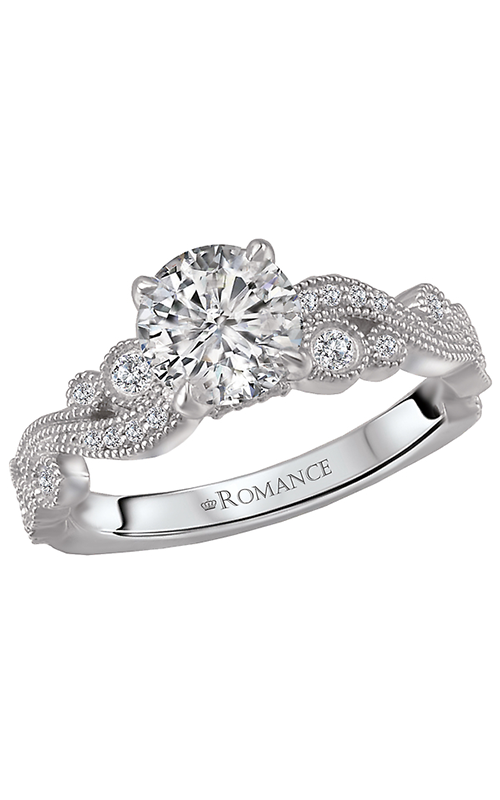 Romance Engagement ring 119107-RD100 product image
