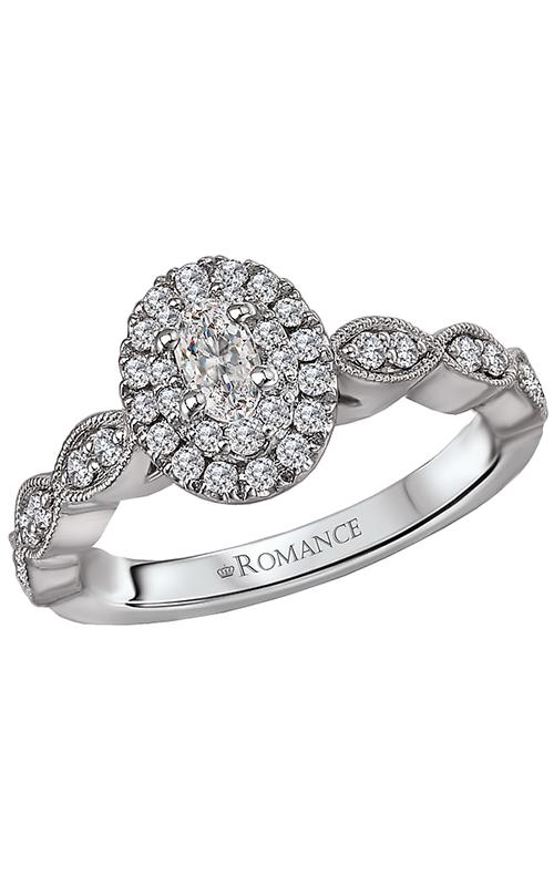 Romance Engagement ring 118327-OV033C product image