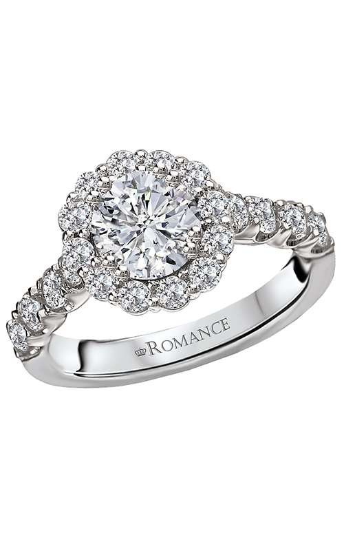 Romance Engagement ring 117348-100K product image