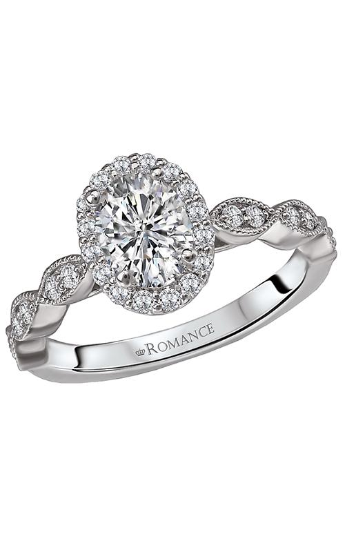 Romance Engagement ring 117907-OV100K product image