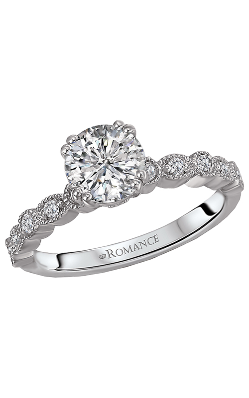 Romance 14K Engagement ring 117225-RD100K product image