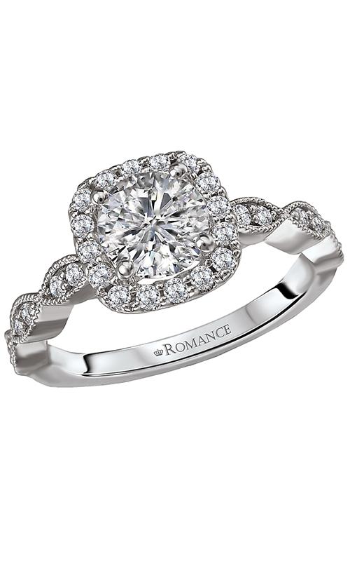 Romance 14K Engagement ring 117907-CR100K product image