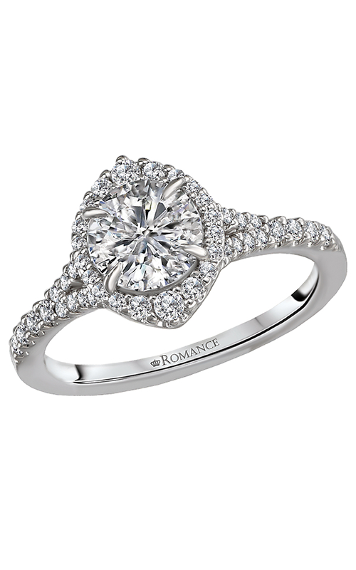 Romance Engagement ring 119188-RD100K product image