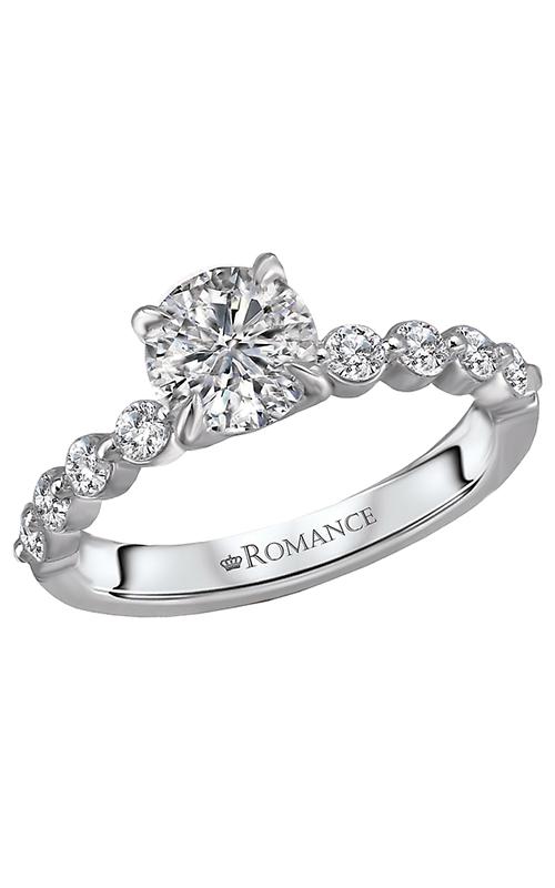 Romance 14K Engagement ring 119205-RD100K product image
