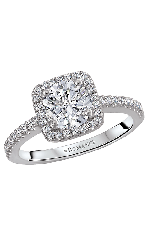 Romance 14K Engagement ring 117314-100K product image