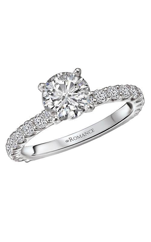 Romance 14K Engagement ring 117678-SK product image