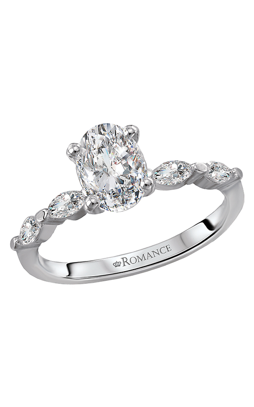 Romance Engagement ring 160050-OV100A product image