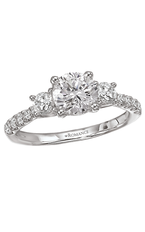 Romance Engagement ring 117474-100K product image