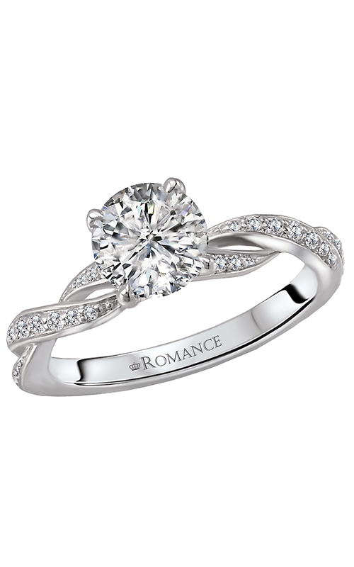 Romance 14K Engagement ring 119108-RD100K product image