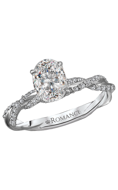 Romance Engagement ring 119195-OV100K product image