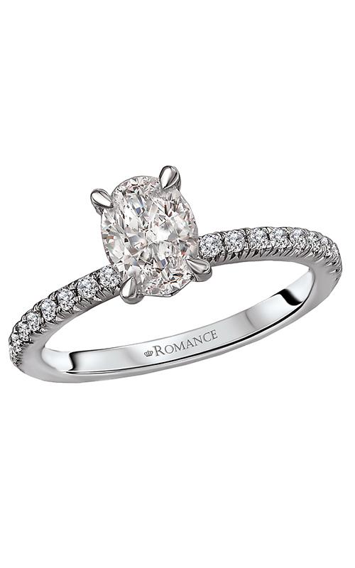Romance Engagement ring 117946-OV100 product image