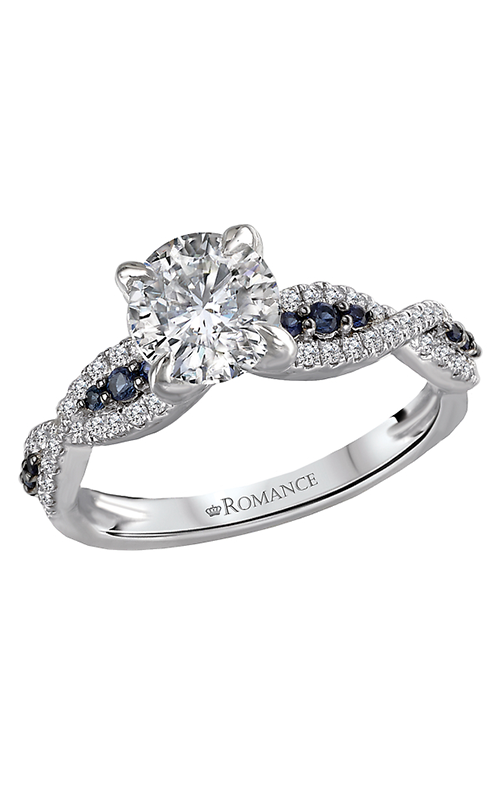 Romance Engagement ring 119266-RD100 product image