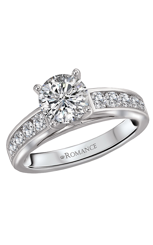 Romance 14K Engagement ring 117282-SK product image