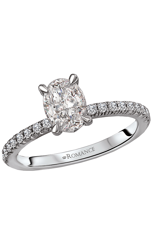 Romance Engagement ring 117946-OV100K product image