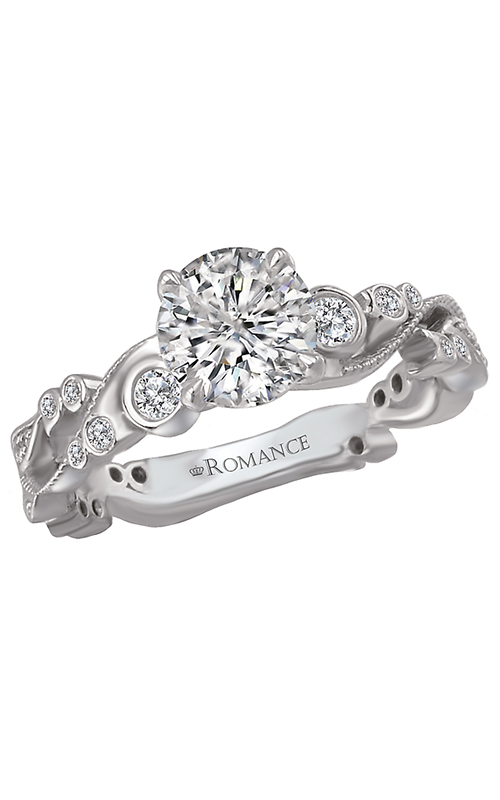 Romance Engagement ring 119106-RD100K product image