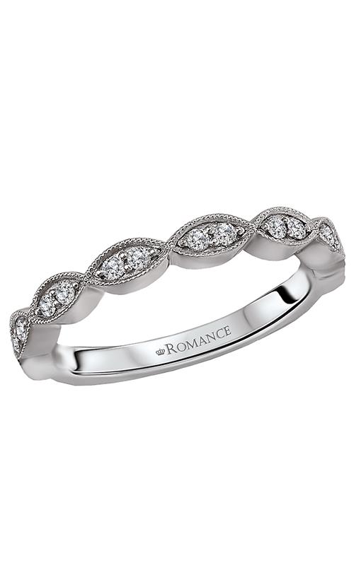 Romance Wedding Band 118327-W product image